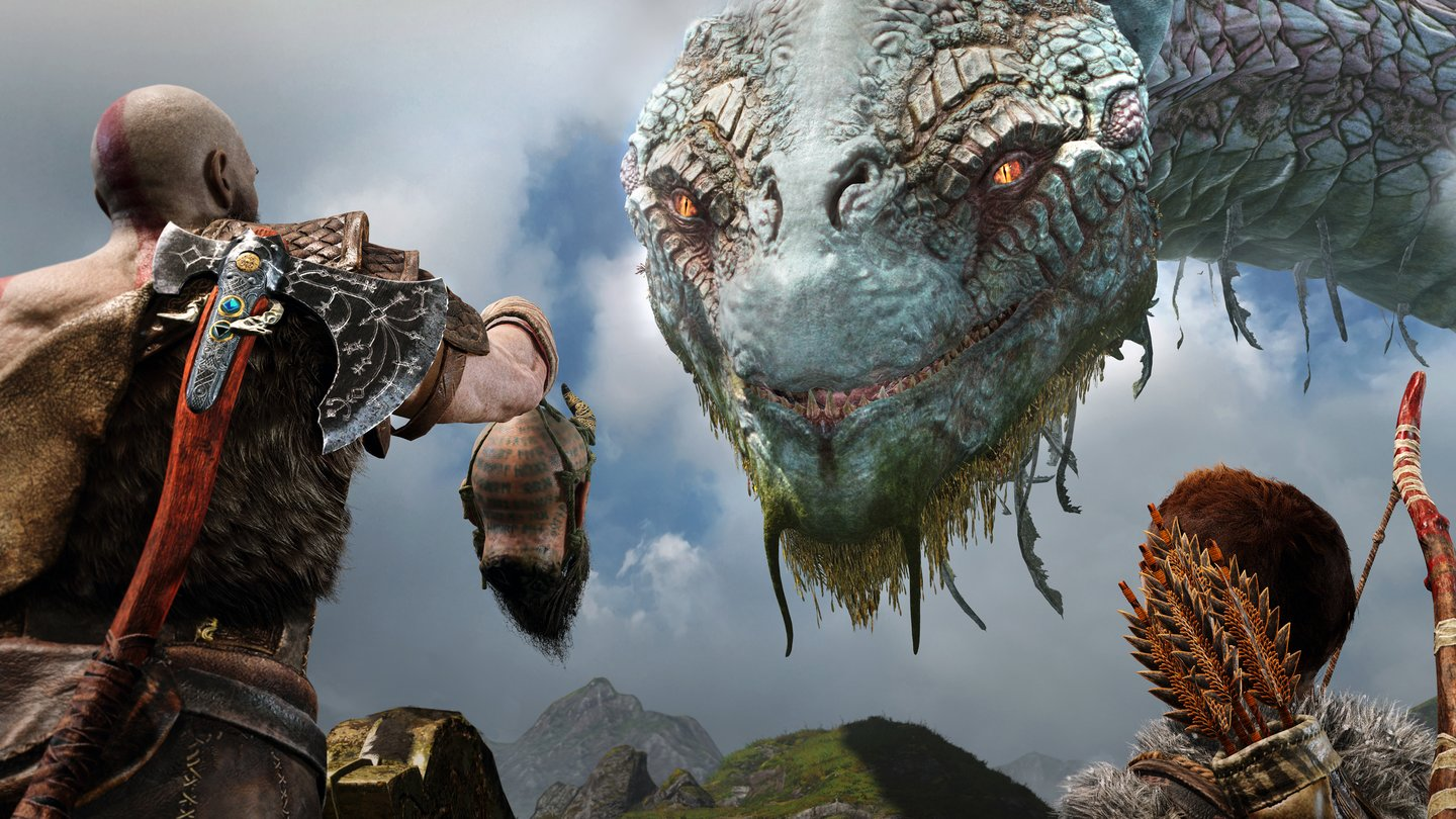 God of War - PS4 Screenshots