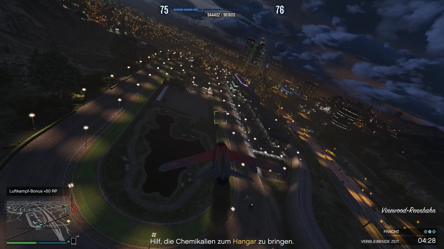 GTA Online Smuggler's Run
