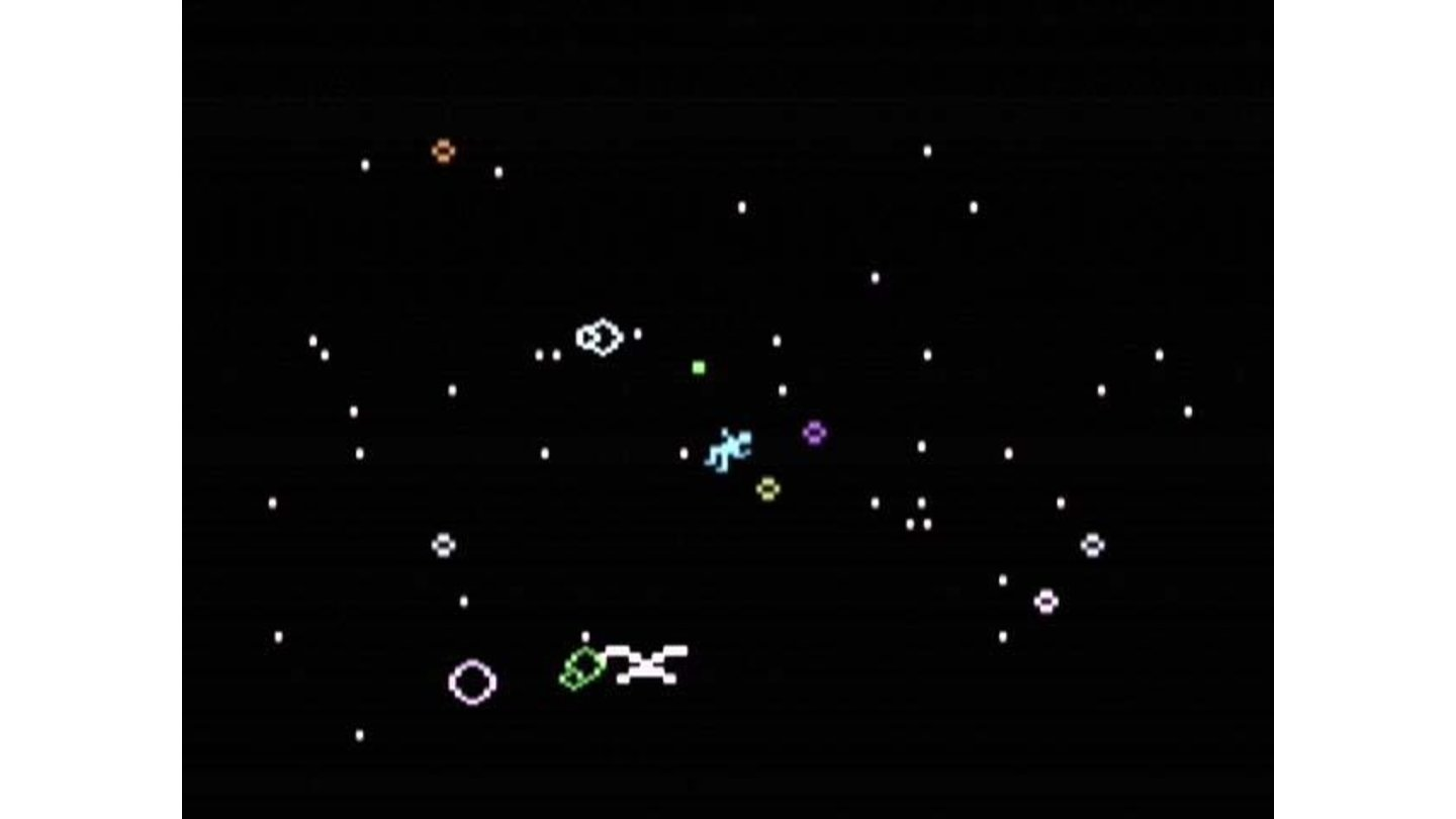 Space Hawk - shoot objects before they collide into you.