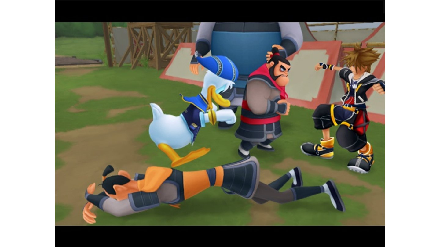 Kingdom Hearts II 6