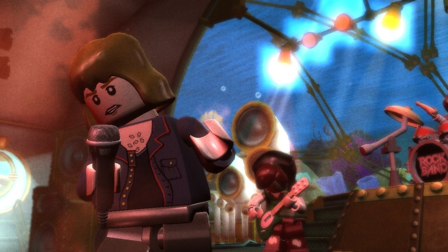Lego Rock Band [PS 3]