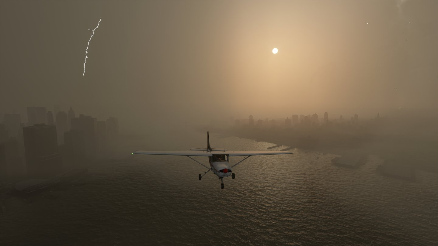 Microsoft Flight Simulator - Wetter