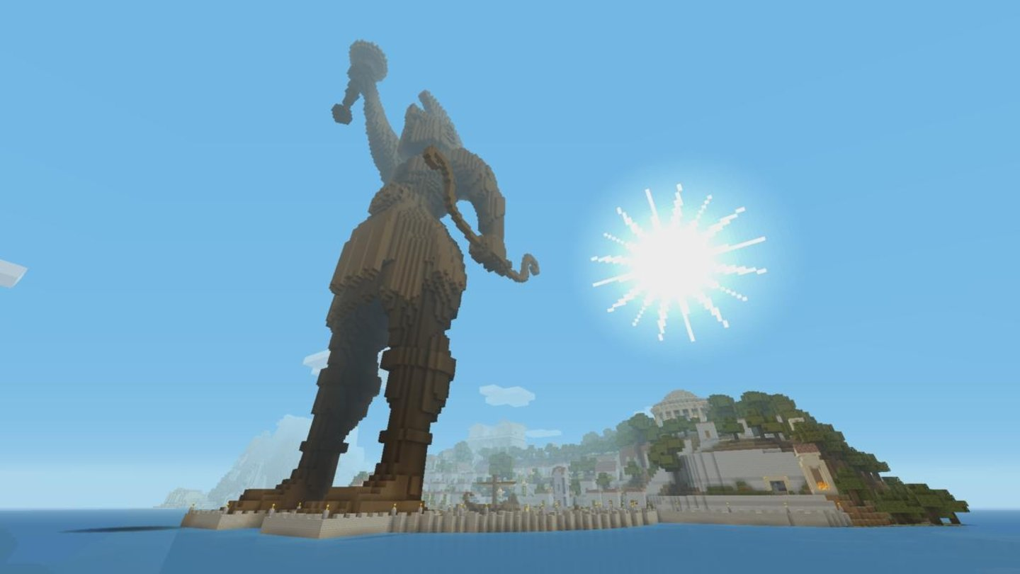 Minecraft - Greek-Mythology-DLC