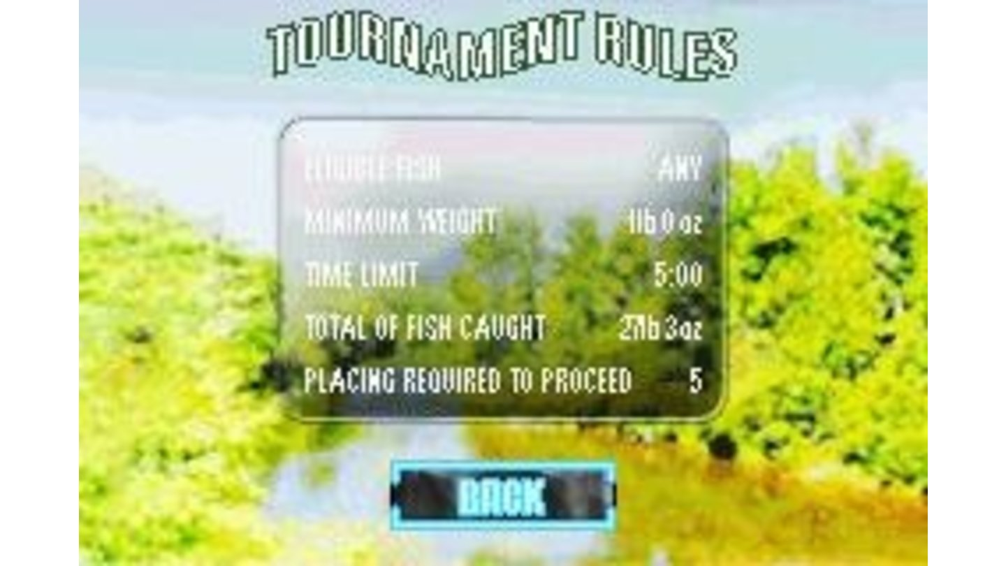 What are the tournament rules?