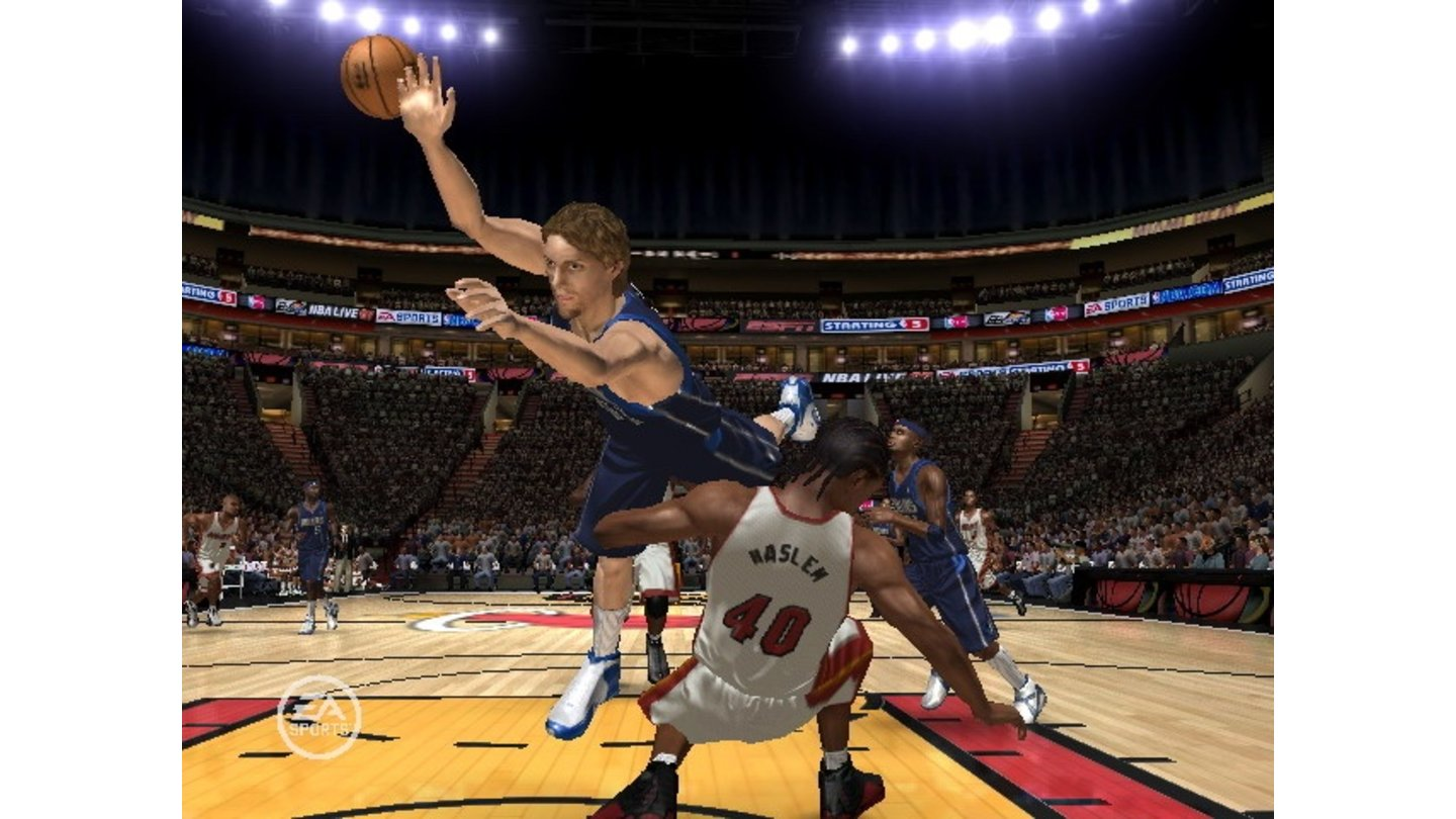 NBA Live 07 this-gen 5