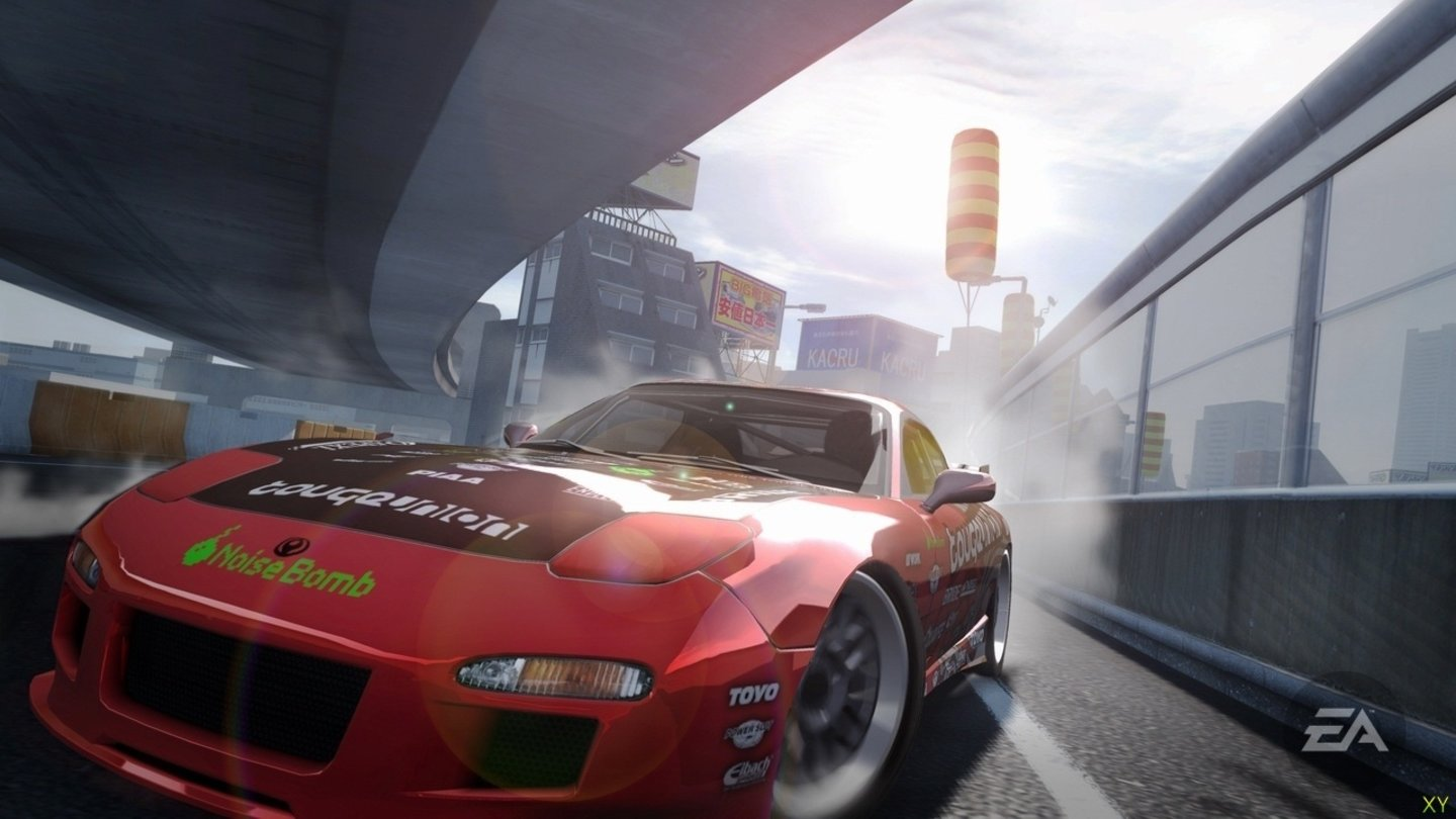 Need for Speed ProStreet 4