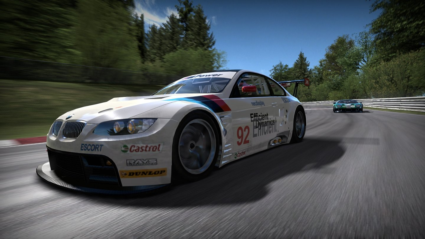 Need for Speed Shift - BMW GT2