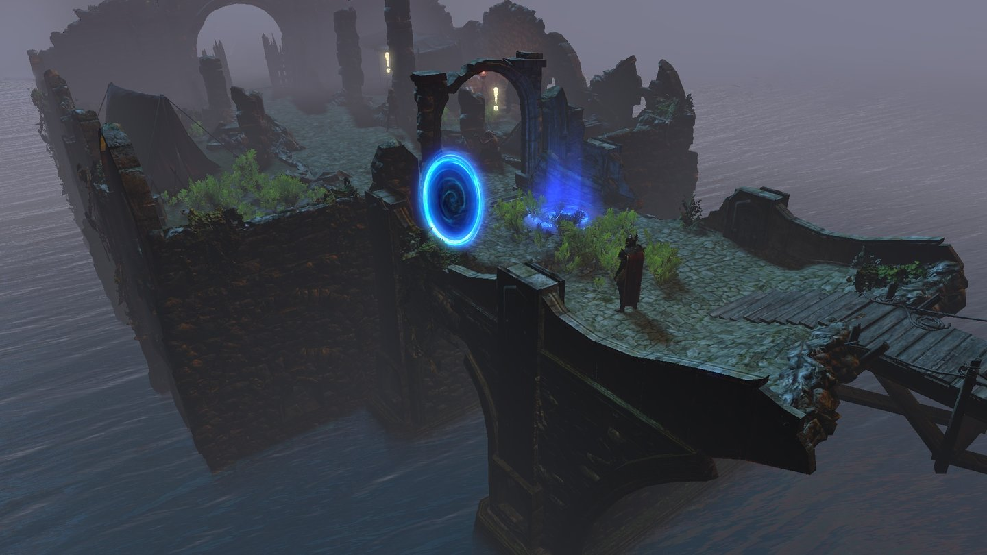 Path of Exile - The Fall of Oriath - Screenshot 01