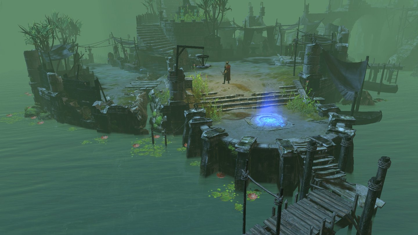 Path of Exile - The Fall of Oriath - Screenshot 11