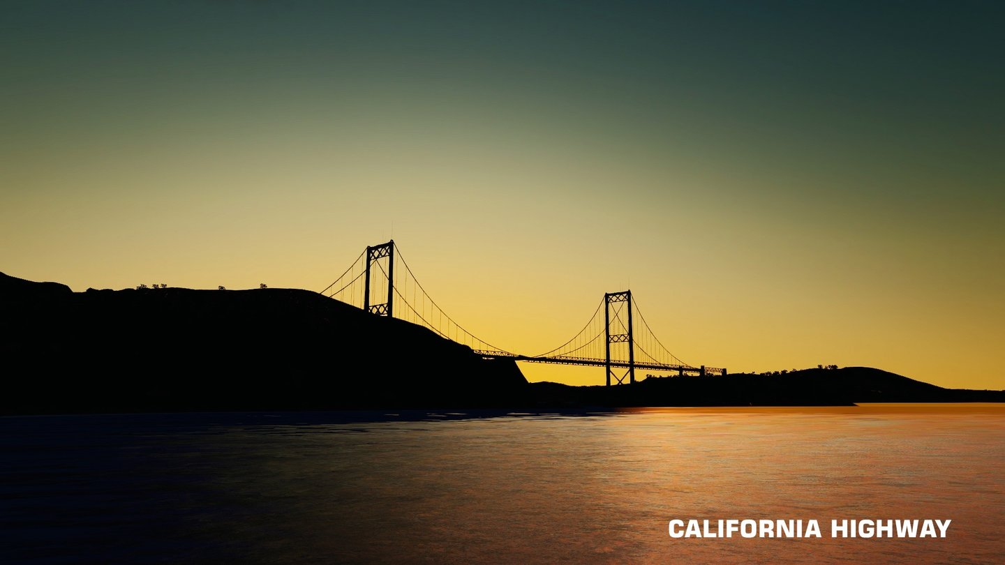 Project Cars - California Highway