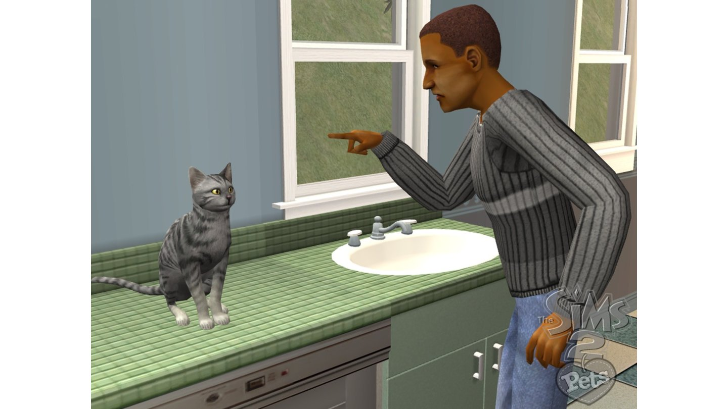 Sims2 Haustiere 4