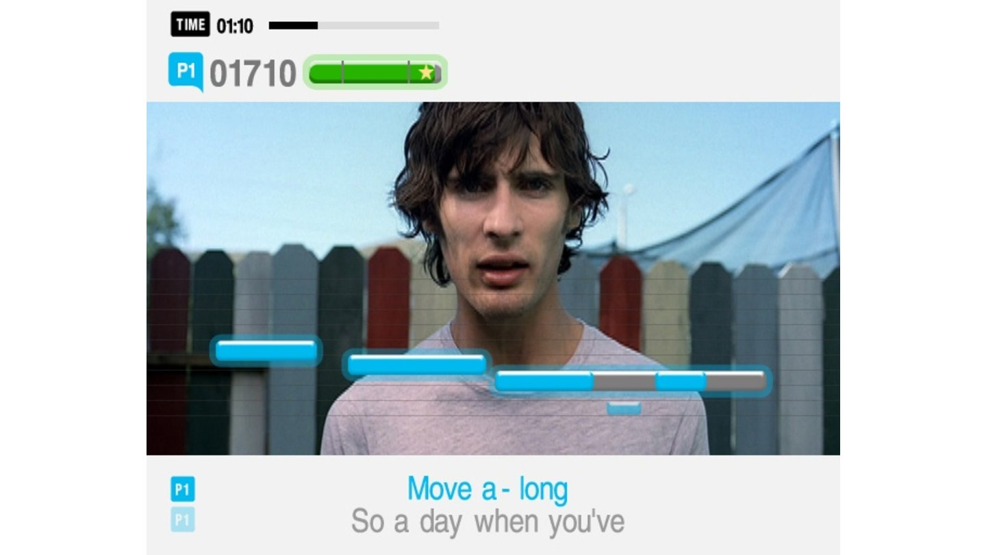 Singstar Pop Screens 1