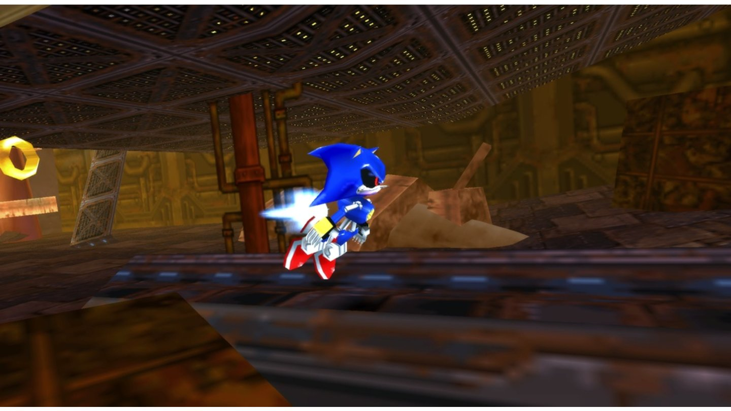 Sonic Rivals 1