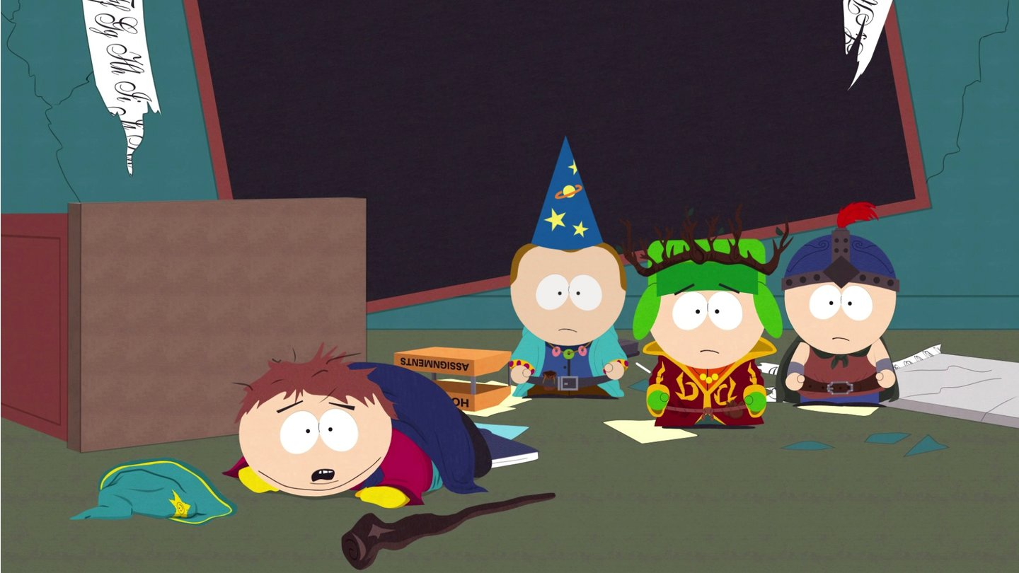 South Park: Der Stab der Wahrheit - E3-Screenshots