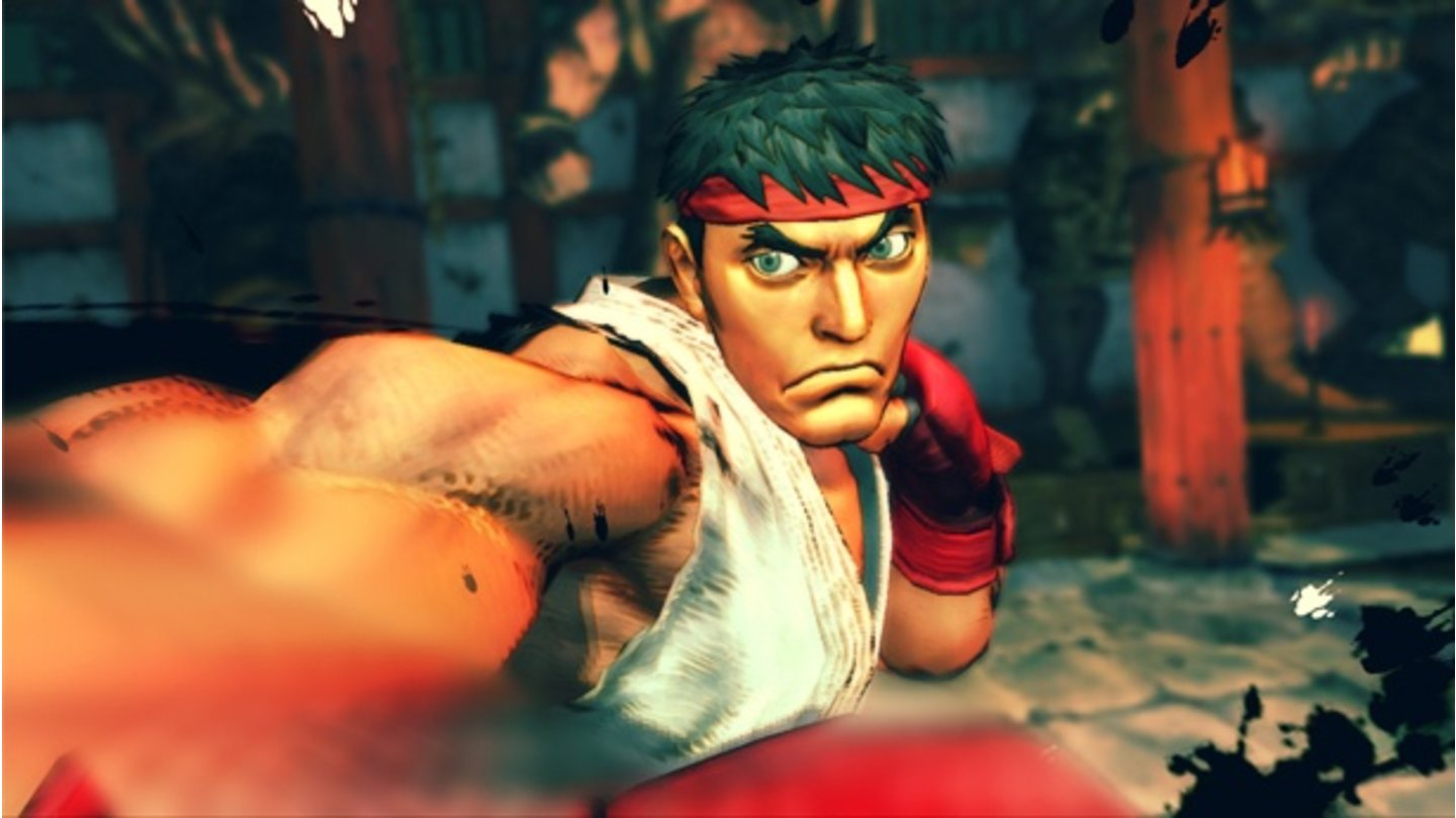 Street Fighter IV 11