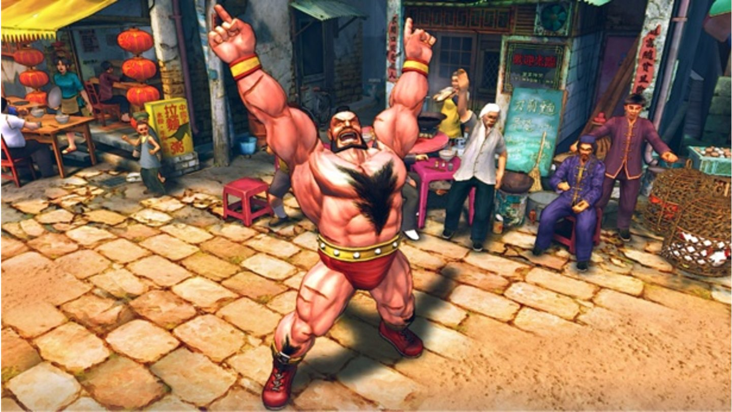 Street Fighter IV 18