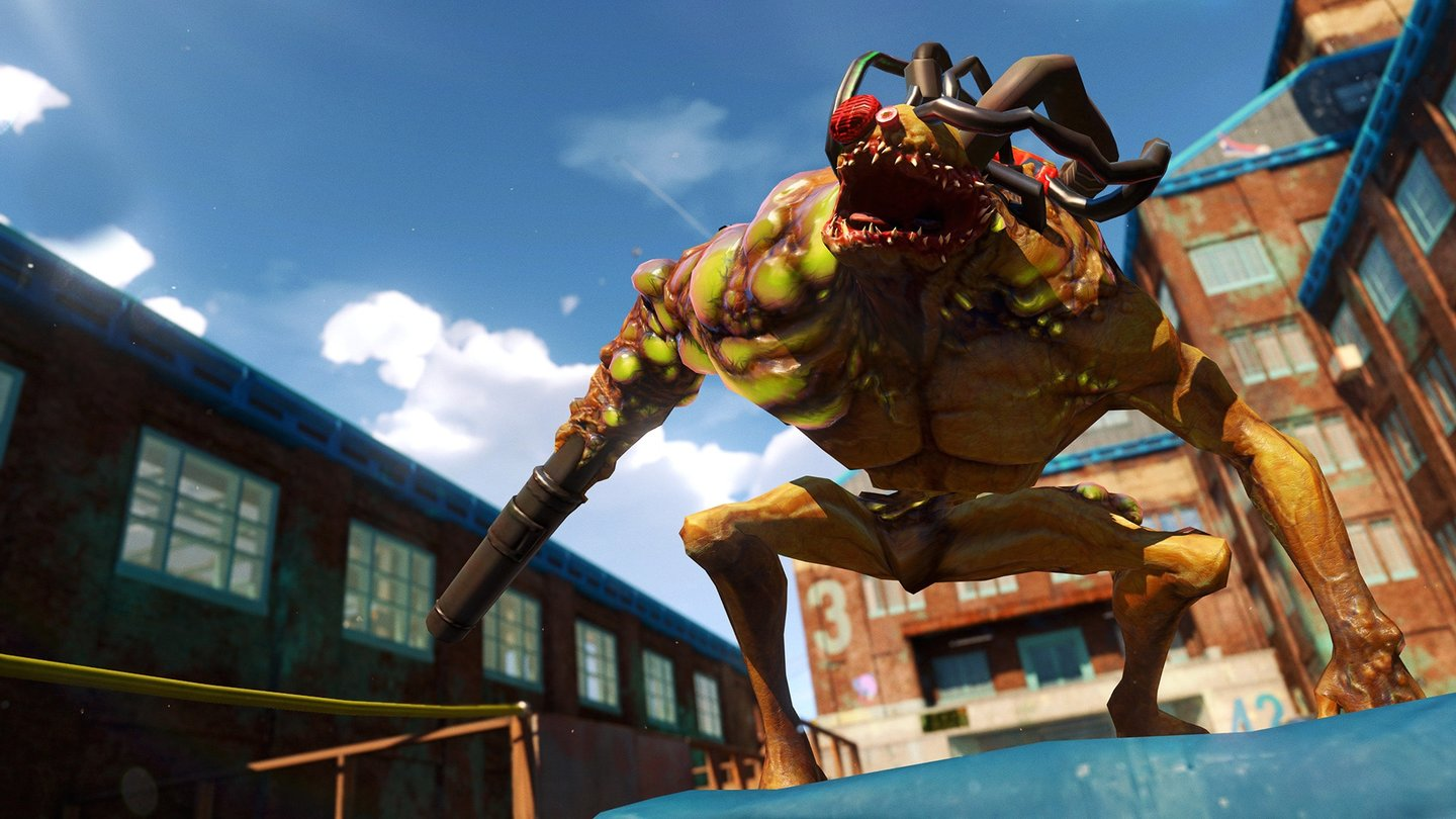 Sunset Overdrive - gamescom-2014-Screenshots