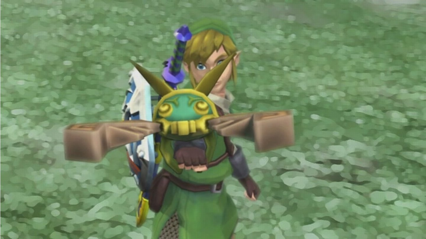 The Legend of Zelda: Skyward Sword [Wii]