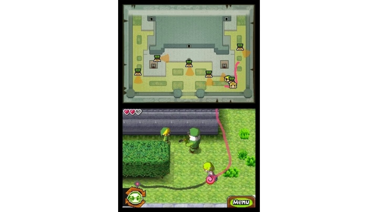 The Legend of Zelda: Spirit Tracks [DS]