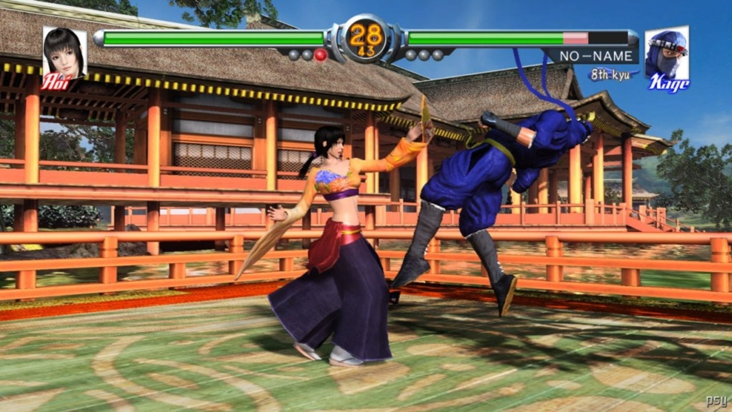 virtua fighter 5 6