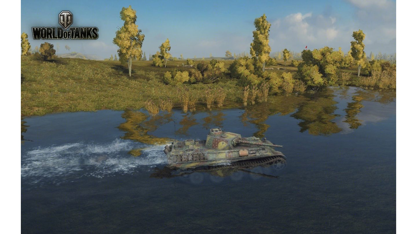 World of TanksScreenshots von dem Patch 8.5