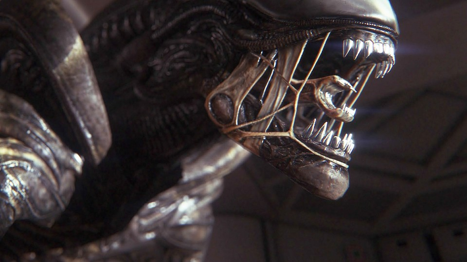 "20th Century Fox hat ""Alien: Blackout"" als Markennamen angemeldet."