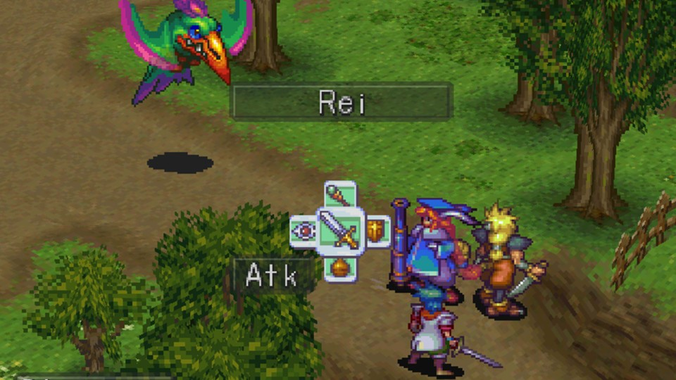 Breath of Fire 3 kam 1997 auf den Markt.