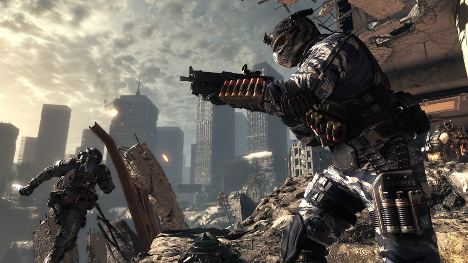 Sniper bekommen Aufwind in Call of Duty: Ghosts.