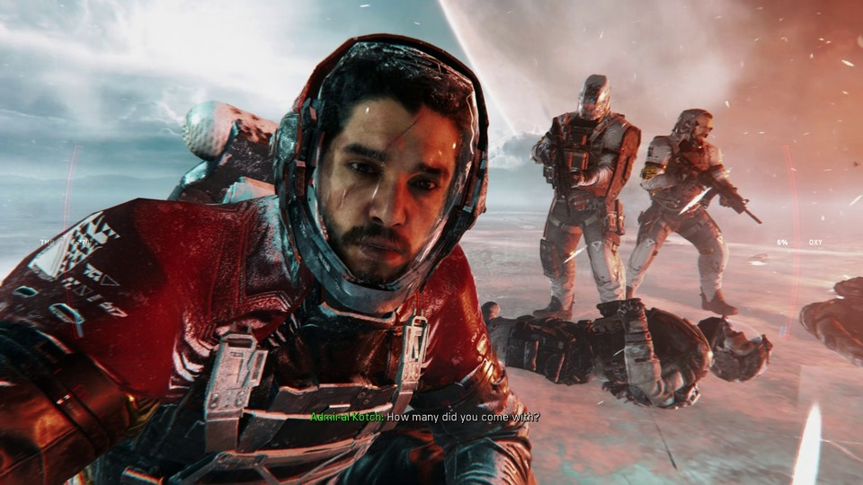 Call of Duty: Infinite Warfare schneidet in ersten Tests gut ab.