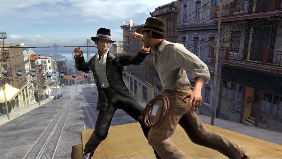 Indiana Jones für die PlayStation 3