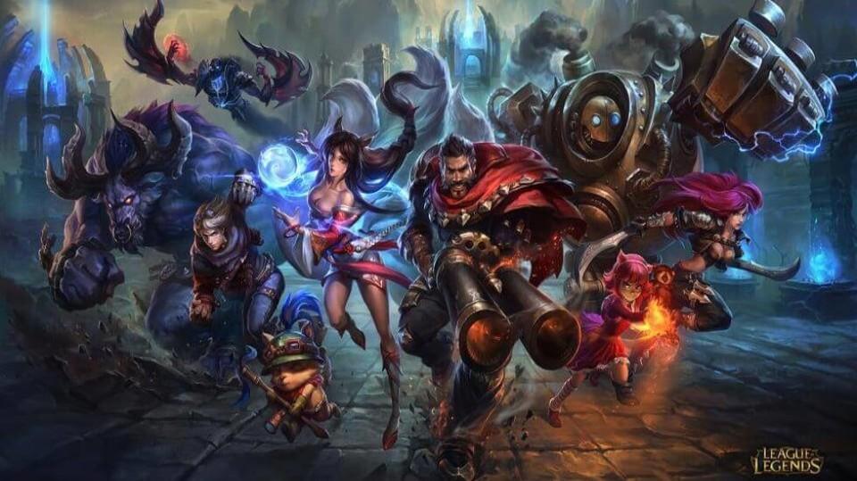 Riot Games Umsatz