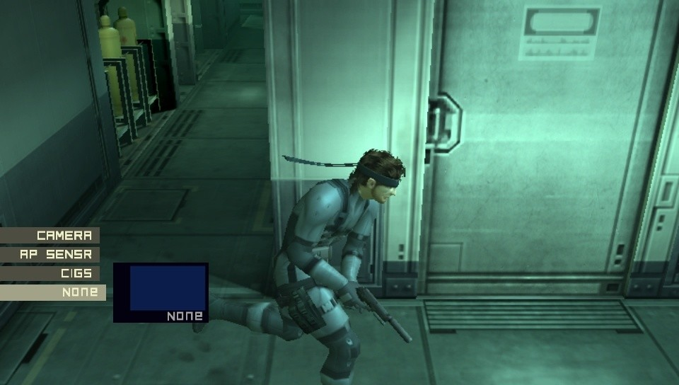 Bluepoint entwickelte die Metal Gear Solid HD Collection.