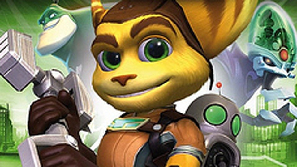Ratchet & Clank kommt 2015 als Animationsfilm in die Kinos.