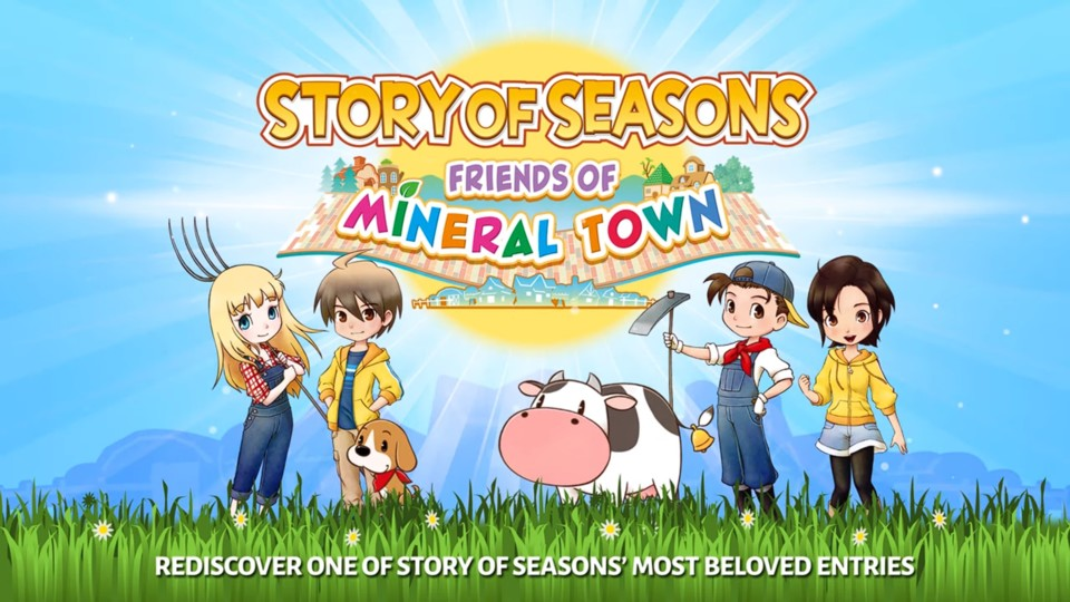 ? Story of Seasons: Friends of Mineral Town ?