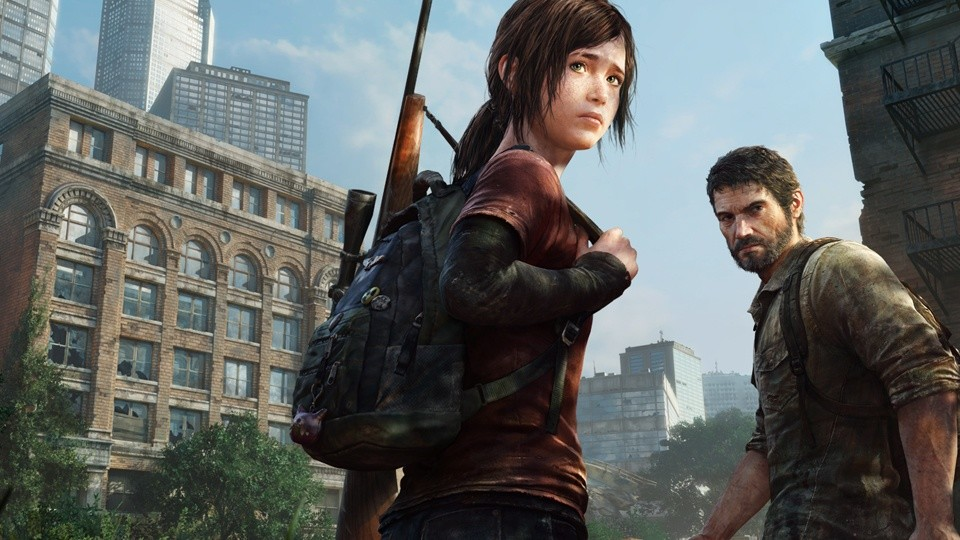 Joel und Ellie - die Helden in The Last of Us