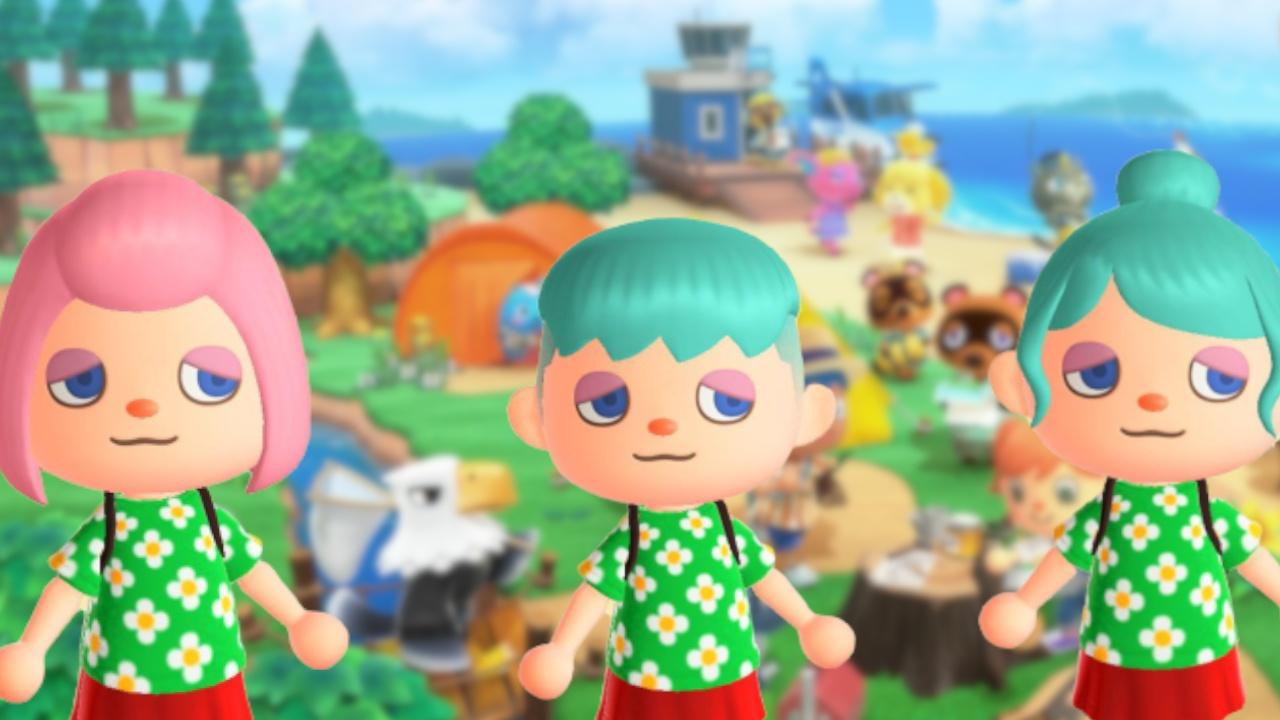 Animal Crossing Alle Frisuren Wie Ihr Sie Bekommt Winter Update