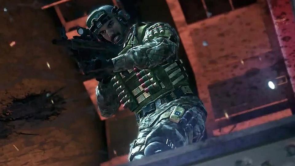 Call of Duty: Ghosts - Gameplay-Trailer zur Vorbesteller-Karte »Free Fall