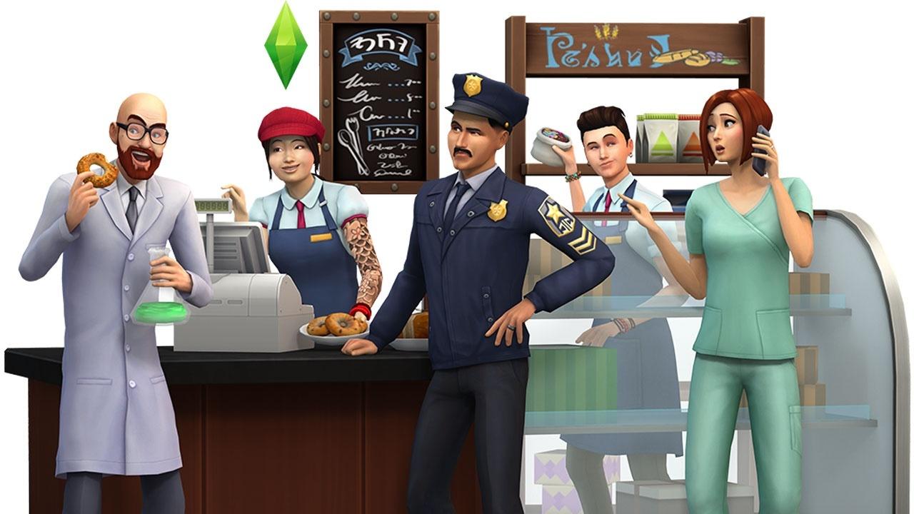 Die Sims 4: An die Arbeit - Geschäfte Gameplay Trailer   pressakey.com