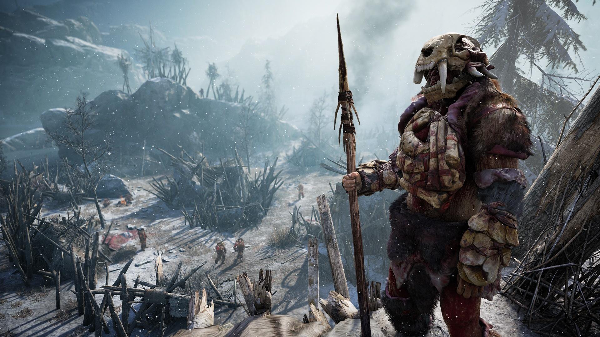 Far Cry Primal - Zweistündige Gameplay-Präsentation veröffentlicht
