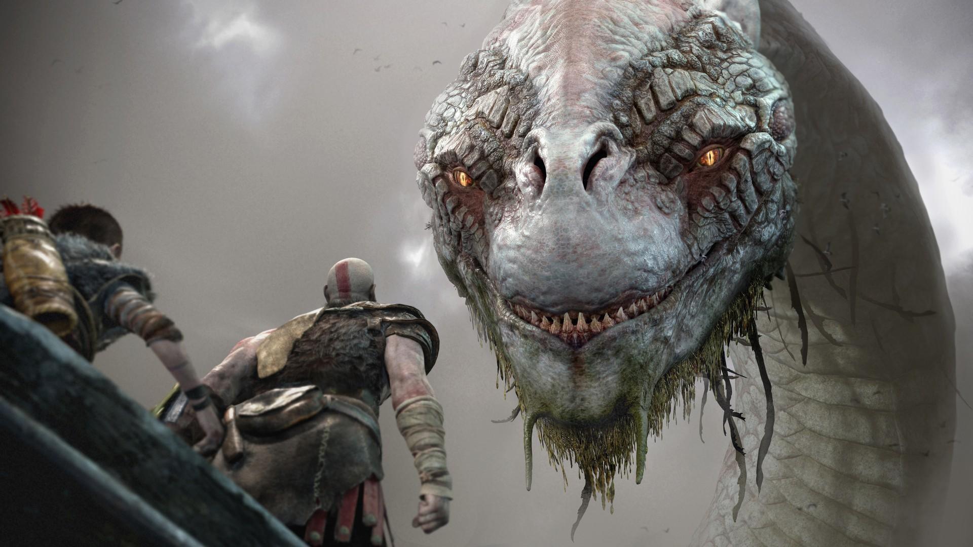 God Of War Director Reagiert Auf Möglichen Teaser Zu God Of