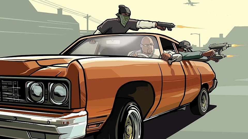 GTA: San Andreas - So cool sieht der Trailer in GTA 5 aus