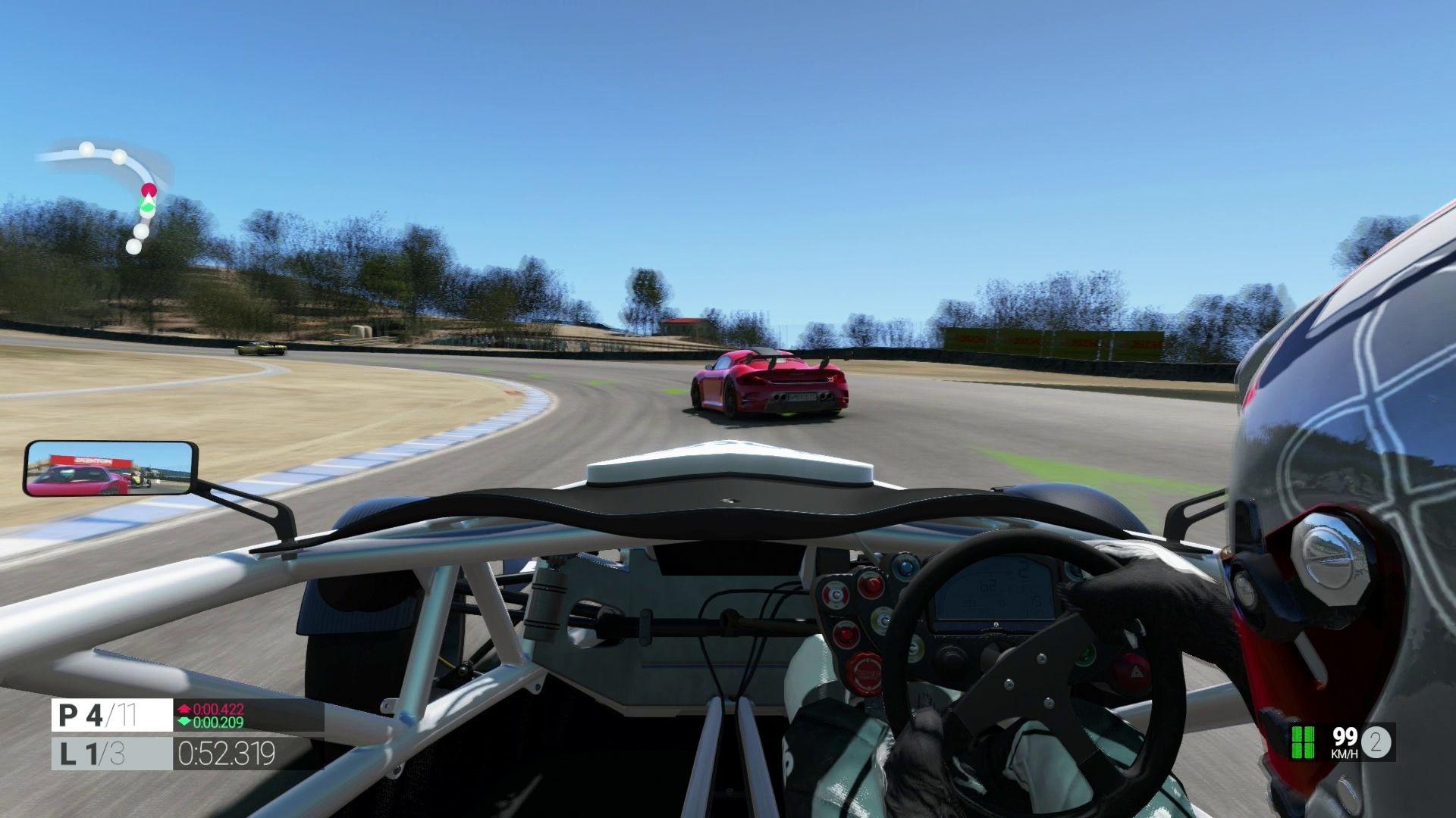 Project Cars - Gran Turismo kann einpacken