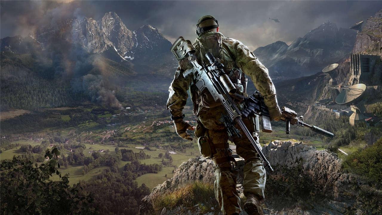 Shot In Warrior Gamepro SniperGhost 3 Prova Into Grigio EWDH92I