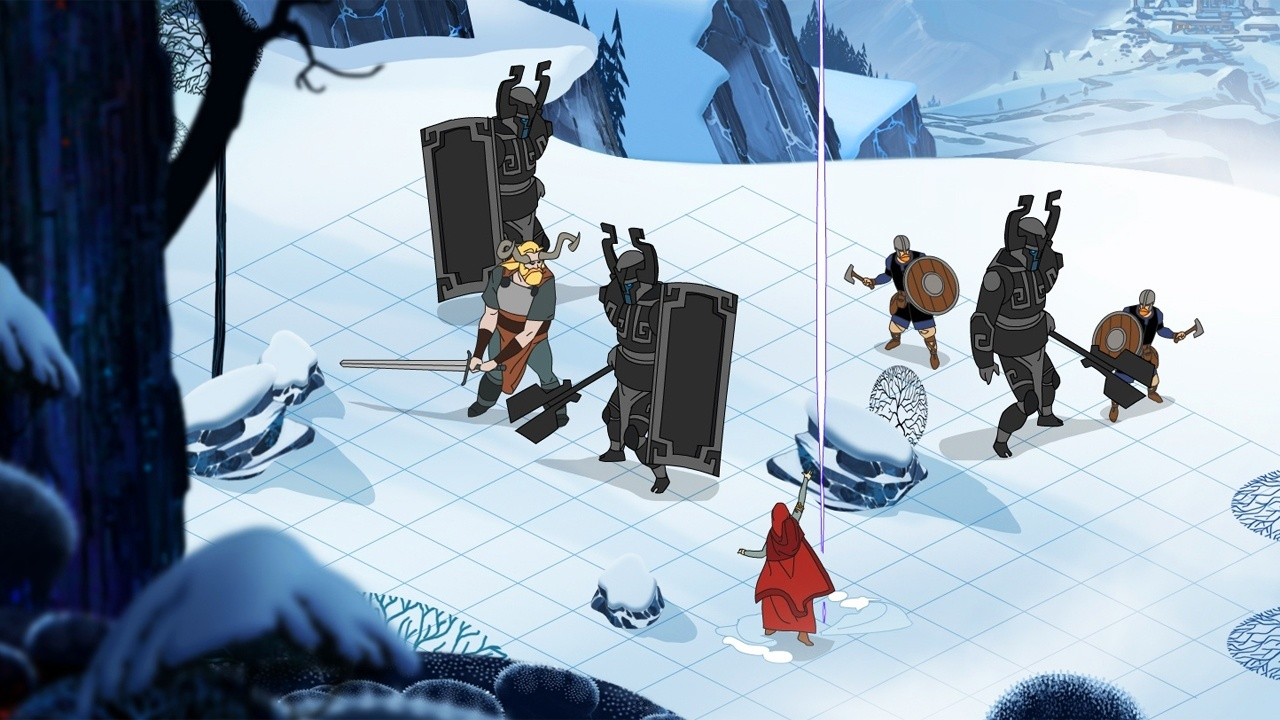 The banner saga im test grausame entscheidungen gamepro for Couch koop ps4